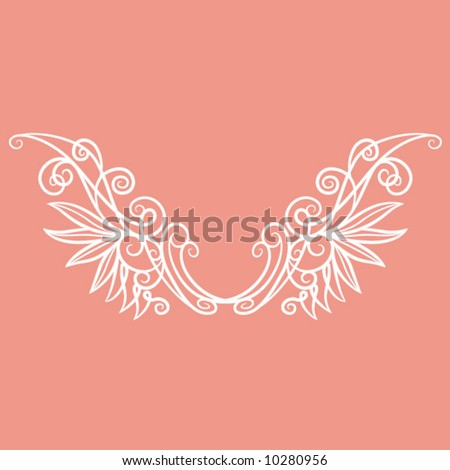 Wired Angelic Wings