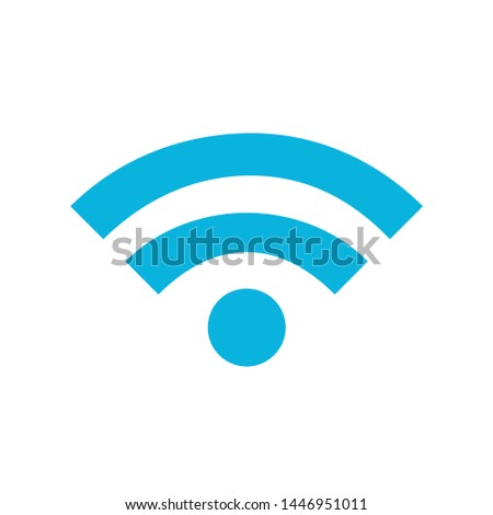 wireless icon. Logo element illustration. wireless design. colored collection. wireless concept. Can be used in web and mobile