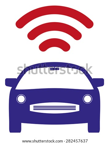 wireless technology on car