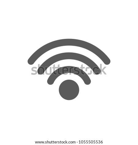 wireless vector icon