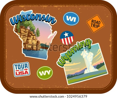wisconsin  wyoming travel...