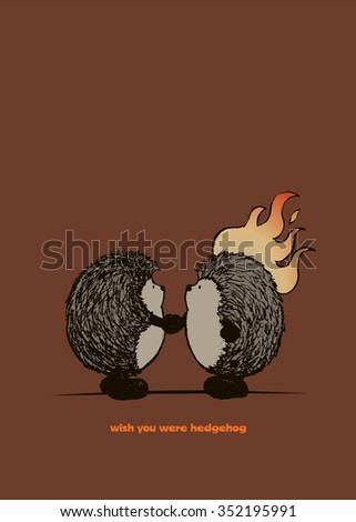 wish you are hedgehogtwo