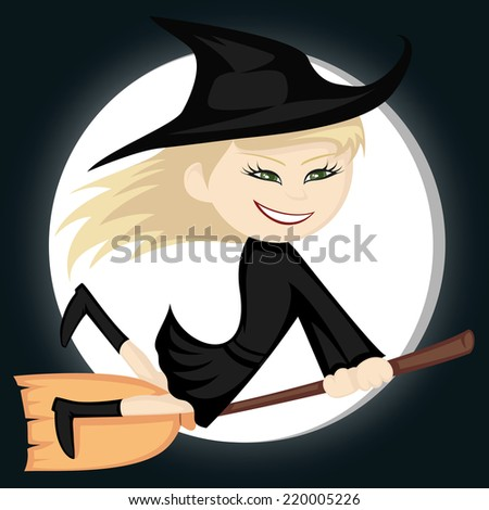 witches all around   a cute and