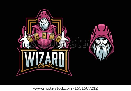 wizard bring magic cards logo