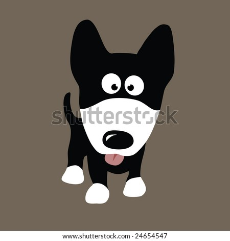 wolf dog vector  other dogs in