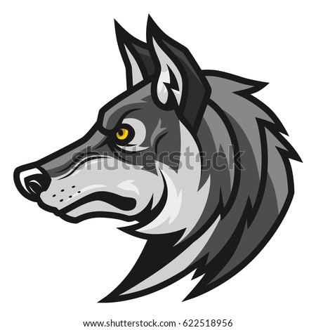 wolf head profile