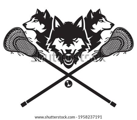 wolf pack lacrosse team sport