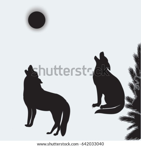 wolves howl at the moon two