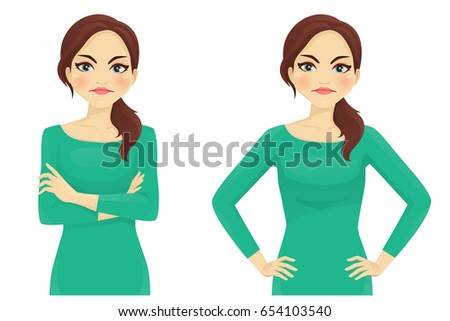 woman angry emotion