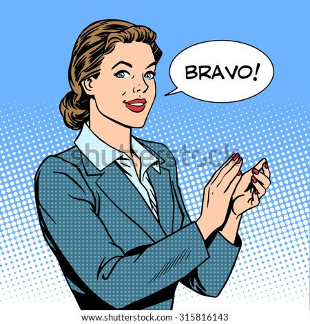 how to address a letter to an inmate bravo logo vector eps seeklogo 22234 | stock vector woman applause bravo concept of success retro style pop art 315816143