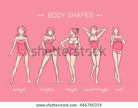 woman body shapes what is your