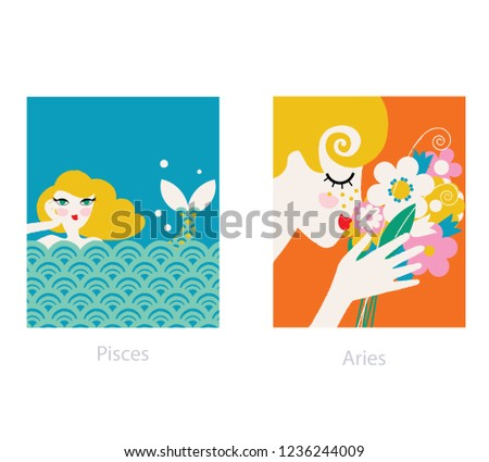 woman horoscope aries and