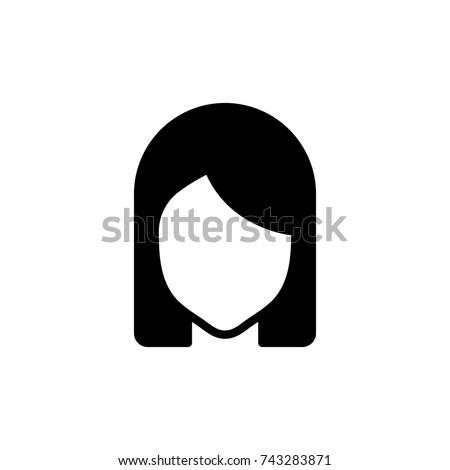 woman icon  woman icon vector