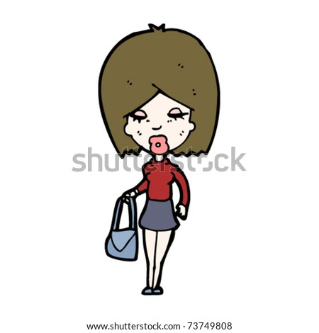 Woman Skirt 115