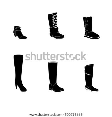 woman's boots  footwear