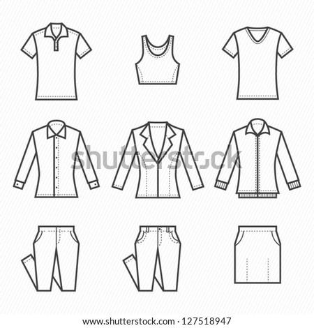 Vietnamese: Vocabulary Guide: Women's clothing   Women's clothing