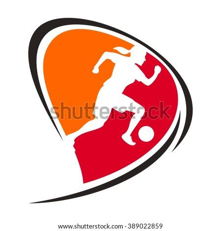 women football logo