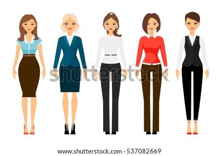 women in office dress code