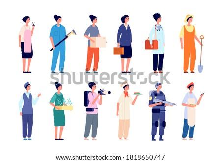 women in profession female