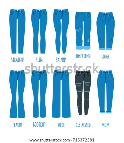 women jeans styles collection