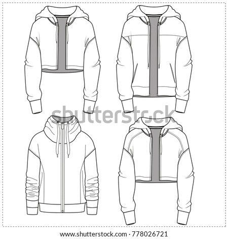 women leisurewear hoody tops