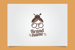 women restaurant loggo vector graphic for any business, especially for food and beverage.
