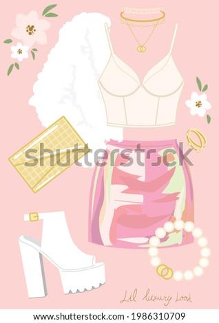 women's clothes fashion  lil