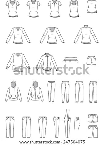 women's clothes   garment