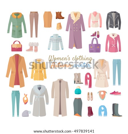 women's clothing autumn winter