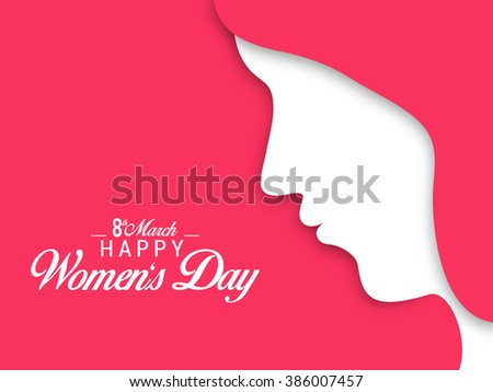 women's day greeting card  gift