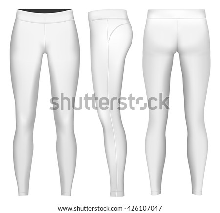 women's full length compression