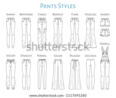women's  pants  collection