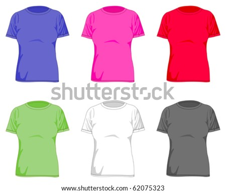 Women's t shirts set