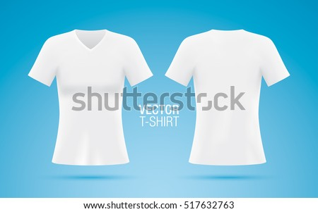 2743fab6badf81 V-Neck Model Template Free Vector - Download Free Vector Art, Stock ...