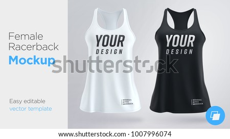 women's white and black