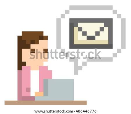 women who mail  pixel