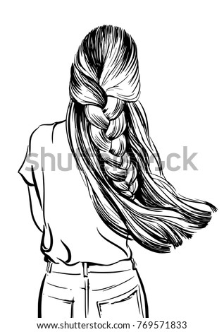 Women with Trendy Long Hairstyles