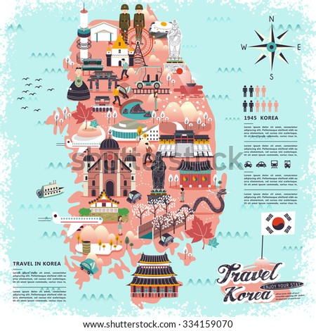 wonderful south korea travel