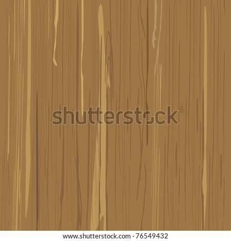 Wood background for design. Vector Version