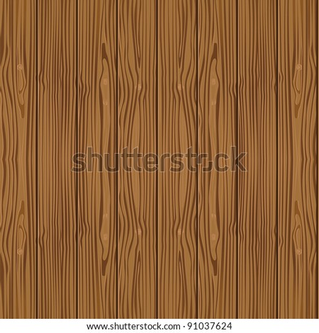 wood seamless pattern - vector illustration