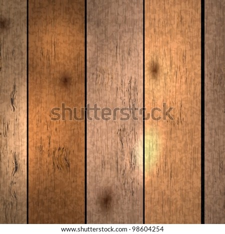wood texture background,vector illustration
