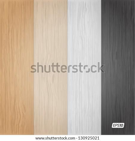 Wood texture set