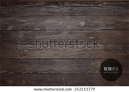wood texture  vector eps10