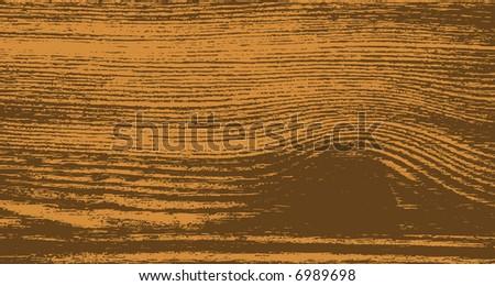 wooden cut texture - close-up (vector)