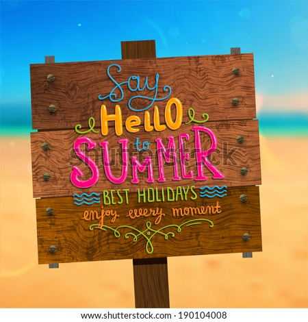 Ordinaire Hello Summer Quotes. QuotesGram