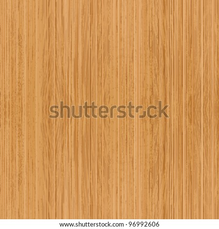 Wooden striped fiber textured background. Vector.