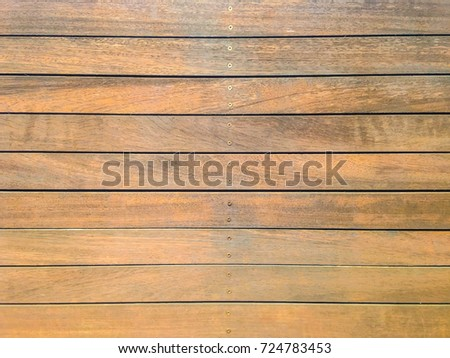 wooden texture background of old planks brown color. stock vector illustration eps10