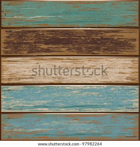 stock vector wooden texture background vector illustration 97982264 - Каталог — Фотообои «Текстуры»