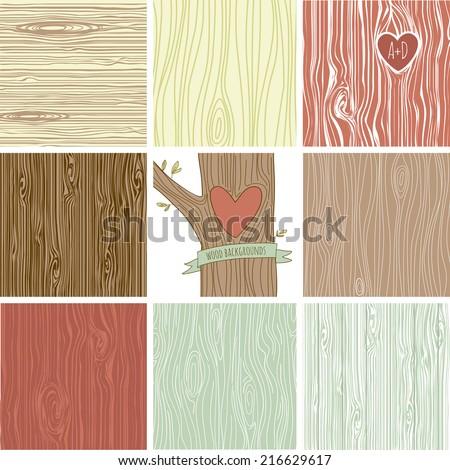woodgrain  wooden texture