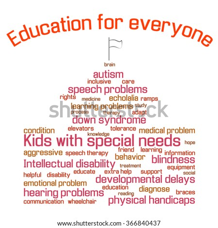 how children with special care needs fared essay Young children and adolescents can heavily reliant on parental care thus parents who put in a joint presence at special family celebrations and holiday.
